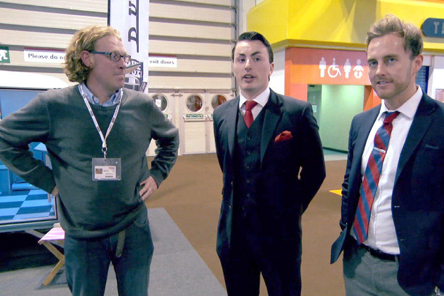 Dub Box Featured on BBC's The Apprentice