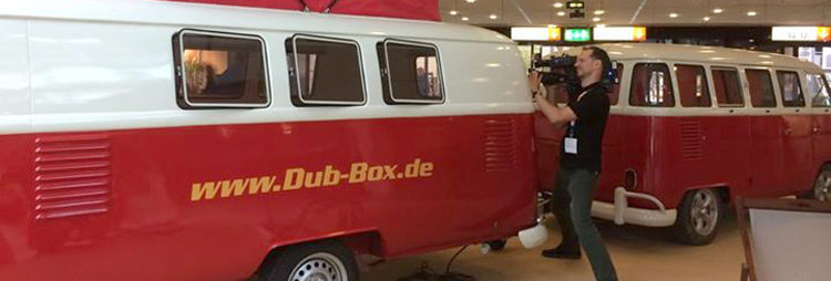 New Dub Box Distributor for Germany