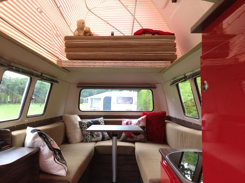 Dub Box Home Of The Cool Retro Camper Caravan