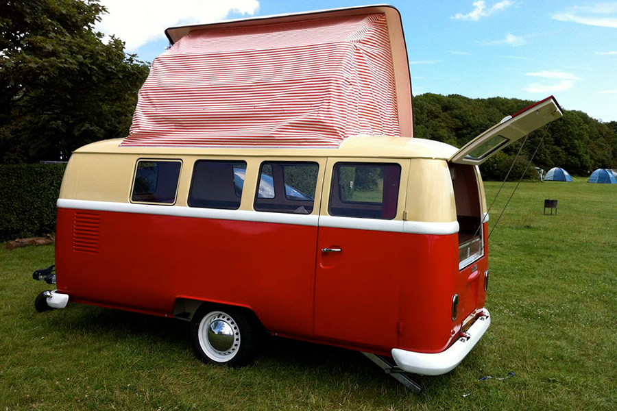 Dormobile Pop-Top Roof